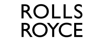Rolls Royceのロゴはギル・サン