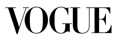 VOGUEのロゴはDidotで作られている