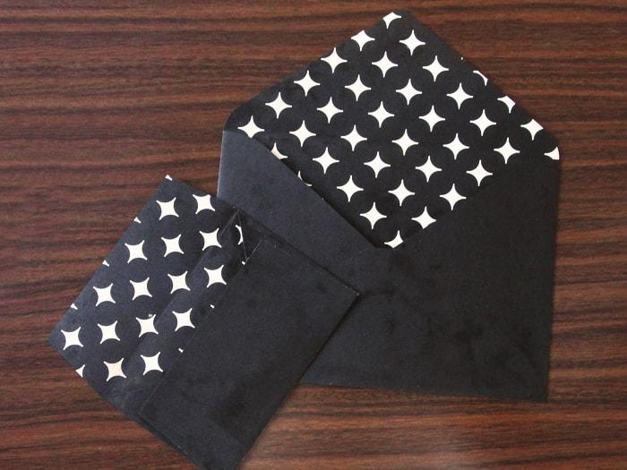 ハロウィン デザインミニ封筒
