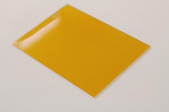 レタープレス用、1mm厚の感光性樹脂版